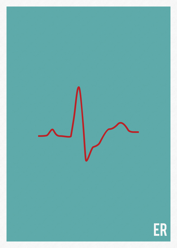 minimal tv shows posters 01 Minimal TV Shows Posters Inspiration by Marisa Passos