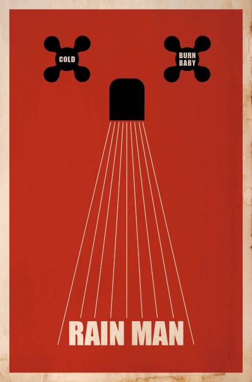 minimalist film posters matt owen 02 Simple and Minimalist Film Posters by Matt Owen