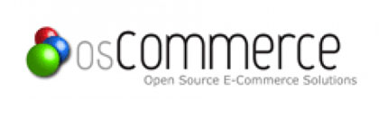 oscommerce logo 15 Best Open Source Ecommerce CMS