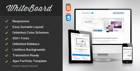 best business wordpress themes 07 25 Best Business WordPress Themes for August 2012