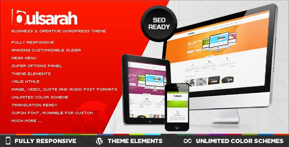 best business wordpress themes 25 25 Best Business WordPress Themes for August 2012
