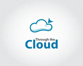 cloud logo inspiration 43 50 Cloud Based Logo Inspiration
