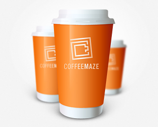 coffee logo inspiration 05 40+ Coffee Logo Inspiration