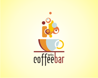 coffee logo inspiration 11 40+ Coffee Logo Inspiration