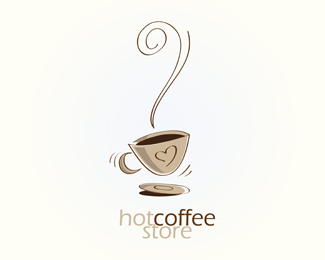 coffee logo inspiration 23 40+ Coffee Logo Inspiration