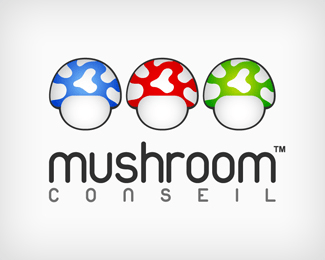 cool designs of mushroom logo inspiration 06 25 Cool Designs of Mushroom Logo