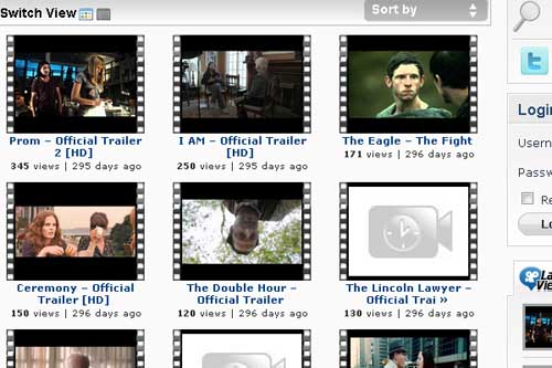 free video wordpress themes 01 11 Free Video Wordpress Themes