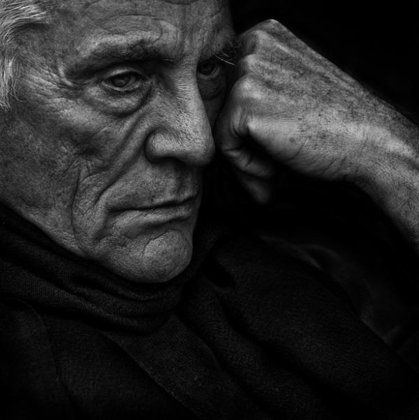 black and white portraits by betina la plante 10 Impressive Black and White Portraits by Betina La Plante