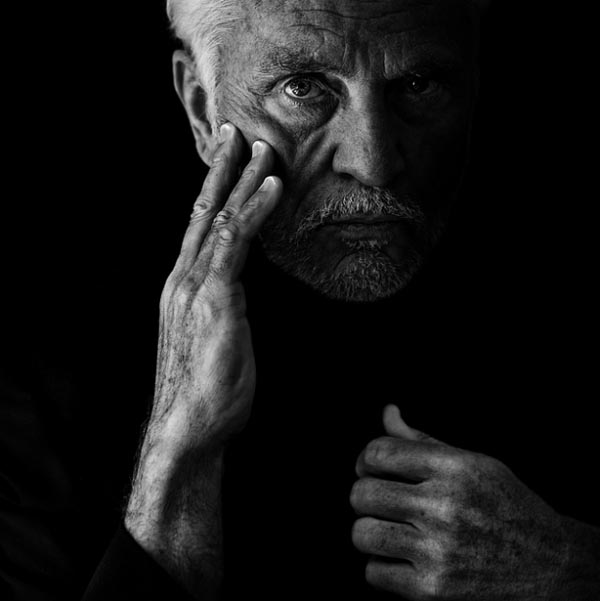 black and white portraits by betina la plante 11 Impressive Black and White Portraits by Betina La Plante