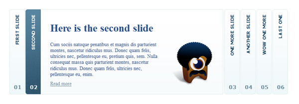 jquery accordion plugins 05 15 Best Useful jQuery Accordion Plugins
