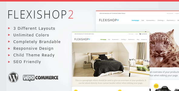 responsive ecommerce wordpress themes 19 27 Responsive Ecommerce Wordpress Themes