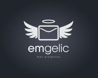 mail logo design 33 40 Inspirational Mail Logo Design