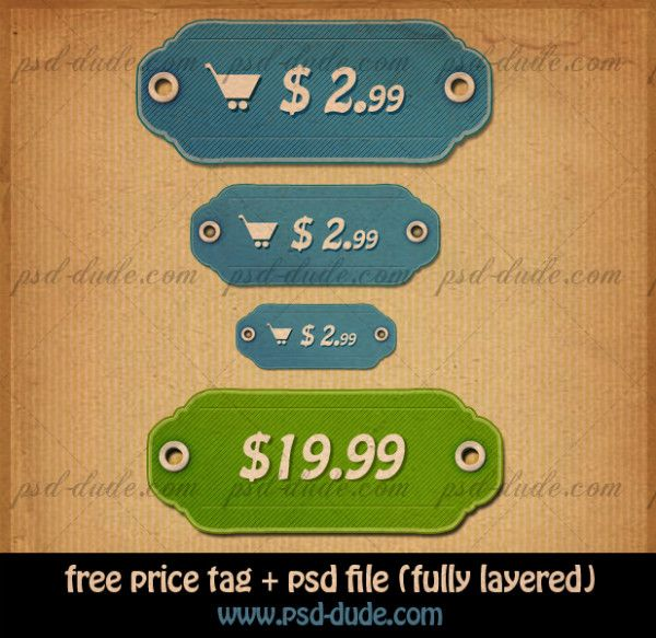 price sale tag psd 09 20 Free Price / Sale Tag PSD Templates for Ecommerce Website