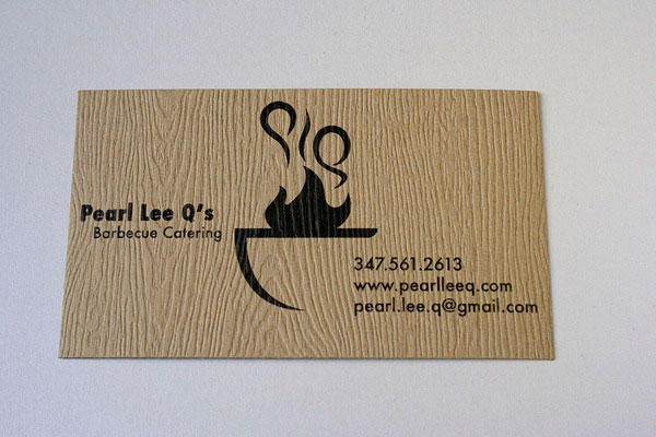 wood card 26 40 Creative Wooden Business Cards Inspiration