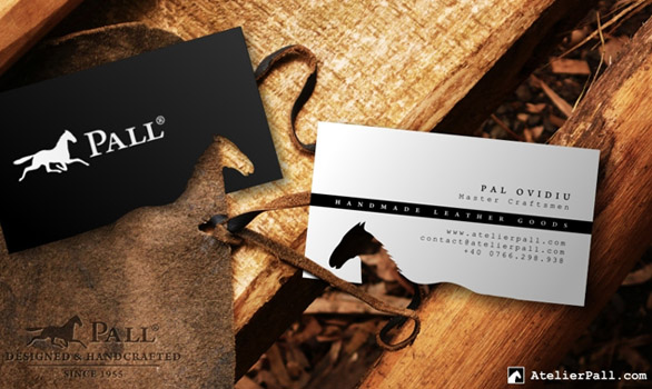 black business cards 36 40 Inspirational Black Business Cards