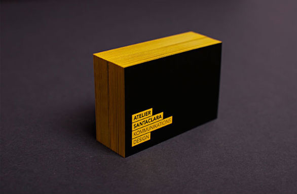black business cards 39 40 Inspirational Black Business Cards