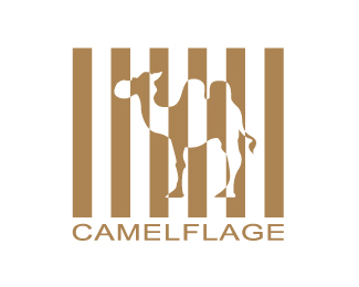 camel logo 15 15 Camel Logo Design for Inspiration