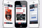Biletix iPhone App thub