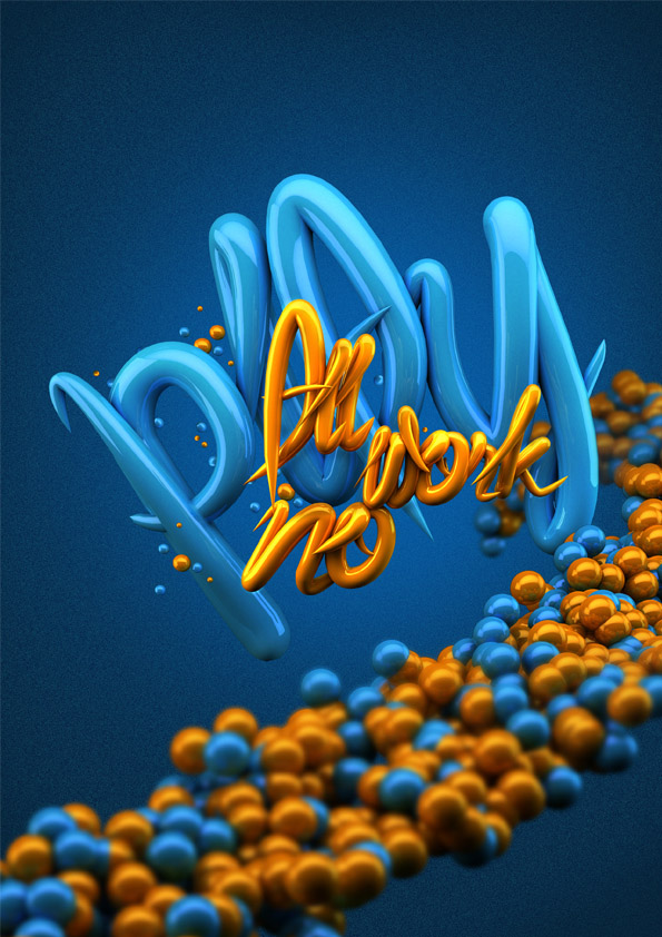 play typography Typography Artworks by Will Lanham
