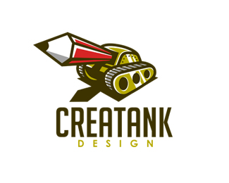 tank logo 08 15 Tank Base Logo for Inspiration