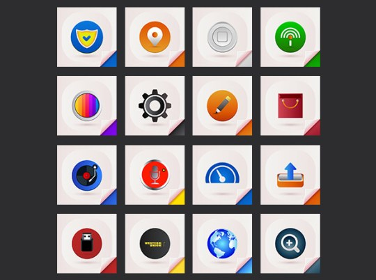 icon september 04 30 Free Icon Sets for September 2014