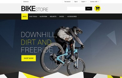 bike-prestashop-theme