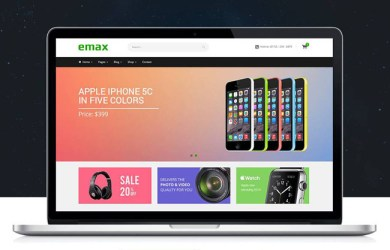 emax-wordpress-theme
