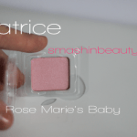 Makeup Review: Catrice Absolute Eye Colour Eyeshadow in 540 Rose Marie's Baby & 580 Carrot Of The Caribbean