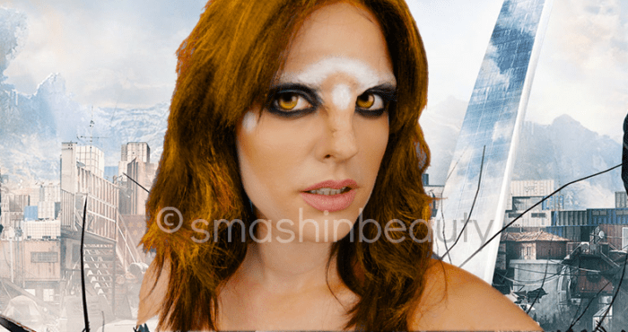 defiance-Irisa-Makeup-Tutorial-YT