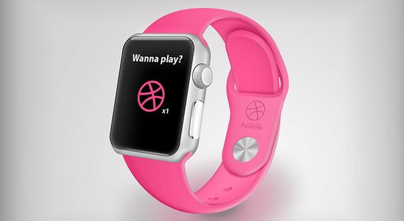 free apple watch template 4