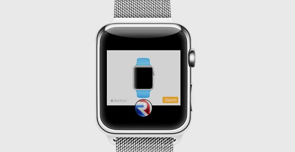free apple watch template 5