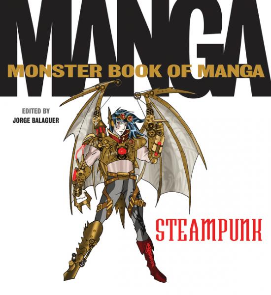 Monster Book of Manga - Steampunk