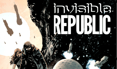 Smash Pages Q&A: Hardman & Bechko on 'Invisible Republic'