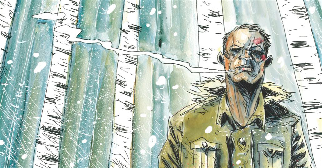 Lemire's 'Roughneck' skates into stores in 2017