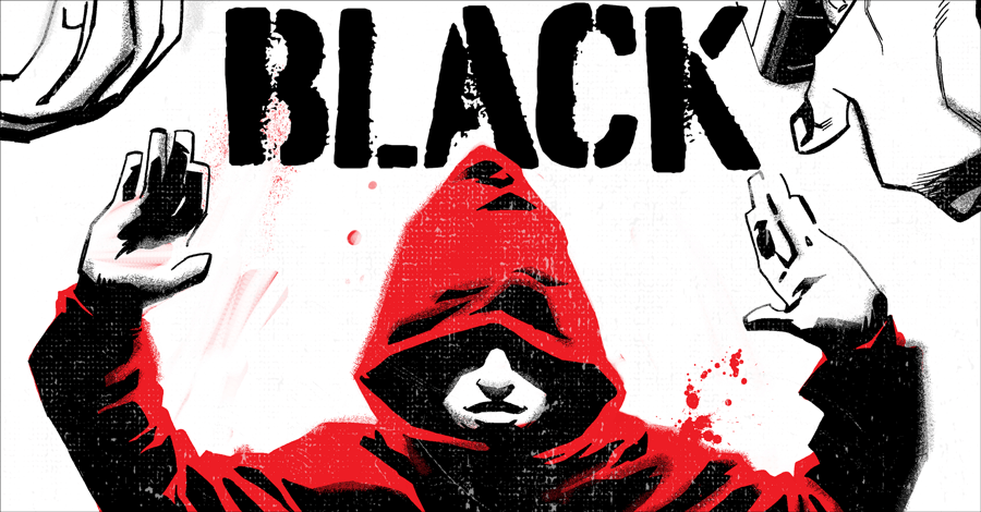 New graphic novel answers the question, 'What if only Black people had superpowers?'