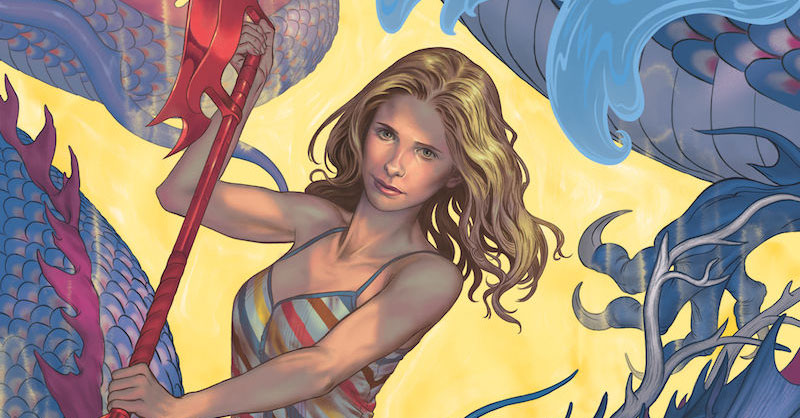 'Buffy the Vampire Slayer' comics to continue at Dark Horse