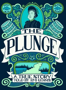 Emi Gennis - The Plunge - cover
