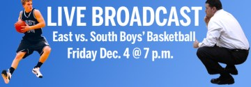 Boys' Basketball Broadcast: SM East vs. SM South (12/4/2009)