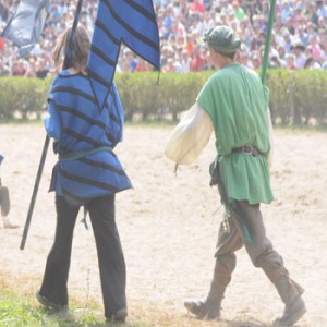 The Kansas City Renaissance Festival proves to be a fun experience, despite a few unrealistic elements