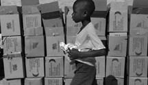 East Community Unites to Help Haitians