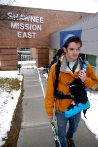 Senior will take semester off at outdoor school after graduation