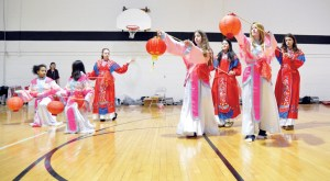Chinese Program joins CIS to celebrate the Chinese New Year