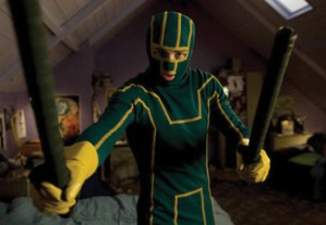'Kick-Ass' provides an entertaining superhero flick full of wild action and humor