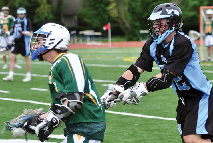 Lancer Lacrosse vs. South