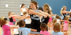 Gallery: Little Lancer Cheer Clinic