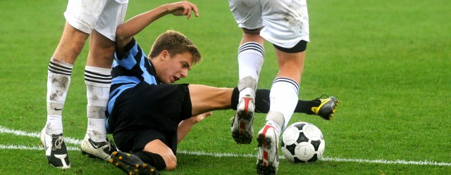 Live Broadcast: Boys' Soccer vs. Olathe South