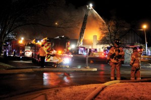 Clubhouse Fire Devastates Milburn Country Club