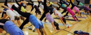 Video: DECA Yoga Night