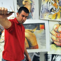 Profiles: The Male Teachers in the Art Department