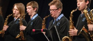 Gallery: Blue Knights and Blue Notes Jazz Band Concert